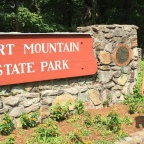 Fort Mountain State Park:  Part 1 of 4