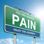Pain Relief Coming Soon!