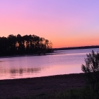 Our Second Camping Trip to Mistletoe State Park