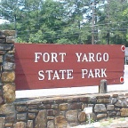 Fort Yargo State Park (April 30 to May 4, 2019)