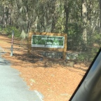 Camping at Skidaway Island State Park February 9-12, 2020